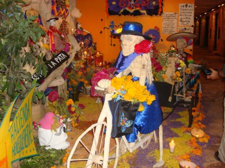 Day of the Dead - Xcaret