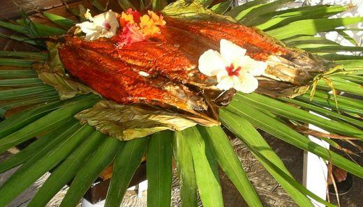 Tikin Xic - Mayan-style fish